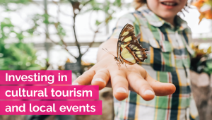 Ontario Supporting Cultural Tourism and Local Events