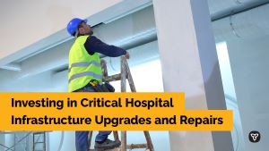 Ontario Investing in Critical Hospital Upgrades and Repairs