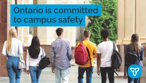 Ontario Strengthens Sexual Violence and Harassment Policies at Postsecondary Institutions