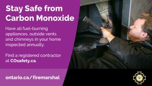 Avoiding Exposure to Carbon Monoxide in Your Home