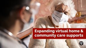 Ontario Expanding Innovative Home and Community Care Services