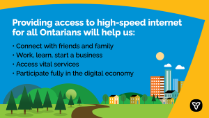 Ontario Takes Next Step to Expand High-Speed Internet Access