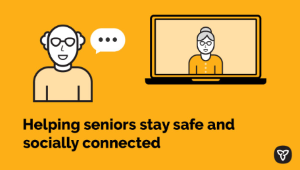 Ontario Keeping Seniors Safe and Socially Connected during COVID-19
