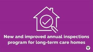 Ontario Launching New and Improved Inspections Program for Long-Term Care