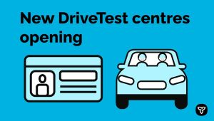 Ontario Opening More Temporary Road Test Centres