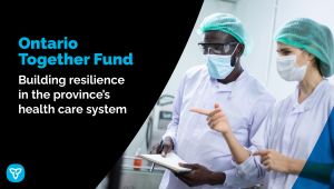 Ontario Investing in Domestic Medical Technology Manufacturing To Ensure Future Preparedness