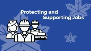 Ontario's Action Plan: Protect, Support, Recover Promotes Job Creation by Reducing Taxes on Employers