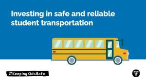 Ontario Supports Safe and Reliable Student Transportation