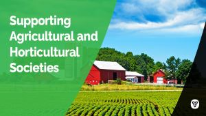 Ontario Delivering Support to Agricultural and Horticultural Societies