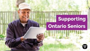 Ontario Launches Applications for 2021-22 Seniors Community Grant