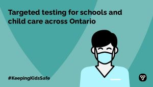 Ontario Making Additional Investments to Keep Students and Staff Safe