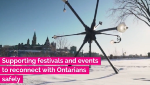 Ontario Continues Investing in Innovative Festivals and Events