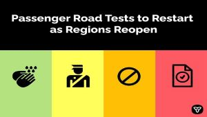 Ontario Restarting Passenger Road Tests in Most DriveTest Centres Across the Province