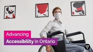 Ontario Raising Awareness About Accessibility