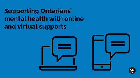 Ontario Increasing Mental Health Support During COVID-19