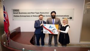 Ontario Awarded A- Grade for Making Ontario Work Smarter for Business