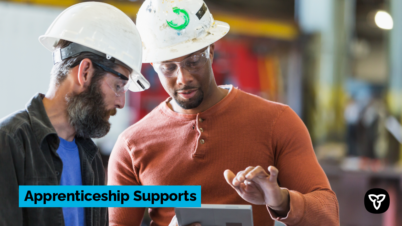 Ontario Helping Apprentices Cover Living Expenses during Training