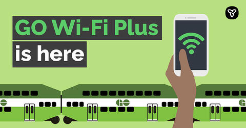 Ontario Launching Free Wi-Fi on GO Transit