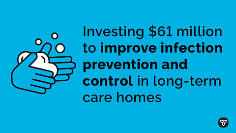 Ontario Providing over Half a Billion Dollars to Protect Vulnerable Seniors against Second Wave of COVID-19