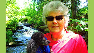 Burlington Resident Sue Murray Recognized with June Callwood Award