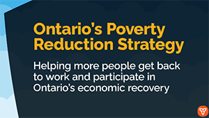 Ontario Unveils New Comprehensive Plan to Combat Poverty