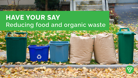 Ontario Proposes to Further Reduce Landfill Food Waste
