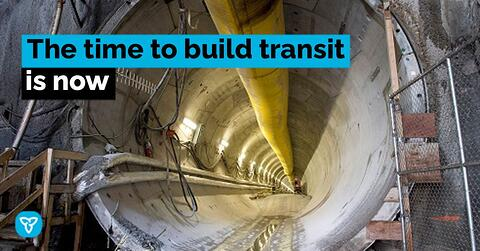 Ontario Moving Forward with Scarborough Subway Extension