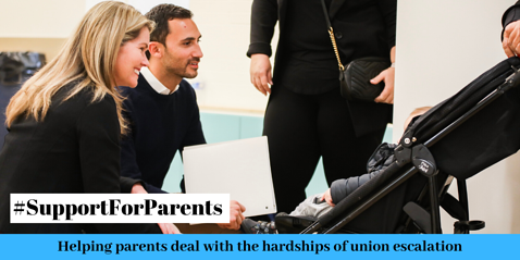 Government Stands with Parents and Kids