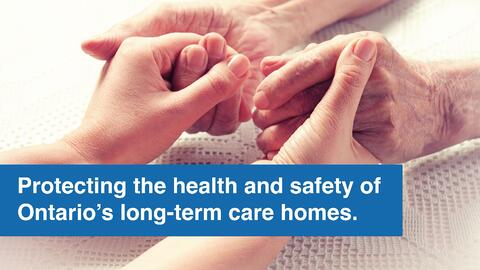 Ontario Launches Independent Long-Term Care COVID-19 Commission