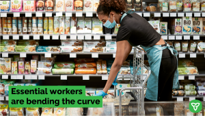 Retailers Show Improvement in Complying with Public Health Guidelines
