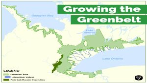 Ontario Takes Steps to Grow the Greenbelt