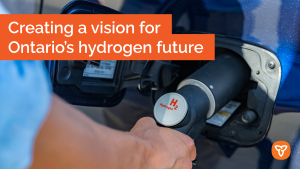 Province Begins Development of Ontario's First-Ever Hydrogen Strategy