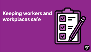 Ontario Launches Education Campaign to Help Workplaces Reopen Safely