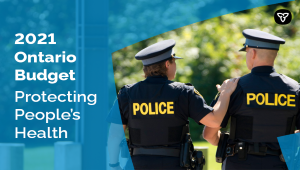 Ontario Expanding Mental Health Supports for the OPP