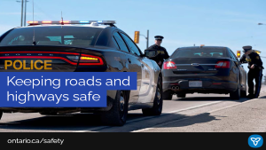 Ontario Taking Action to Reduce Impaired Driving