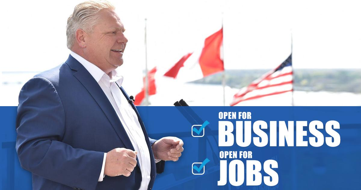 Premier Ford Engaging With Key U.S. Partners