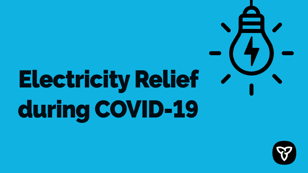 Ontario Extends Electricity Rate Relief During COVID-19