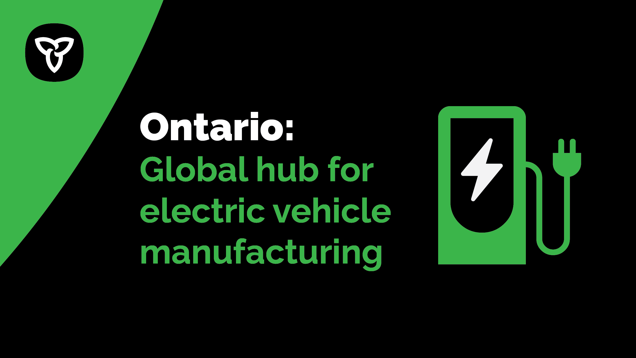 Historic Ford Canada Investment Transforming Ontario into Global Electric Vehicle Manufacturing Hub