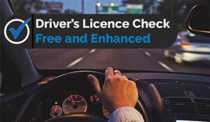 Ontario Launches Free Online Driver's Licence Check Service