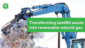 Ontario Welcomes Construction of Largest Renewable Natural Gas Plant in the Province