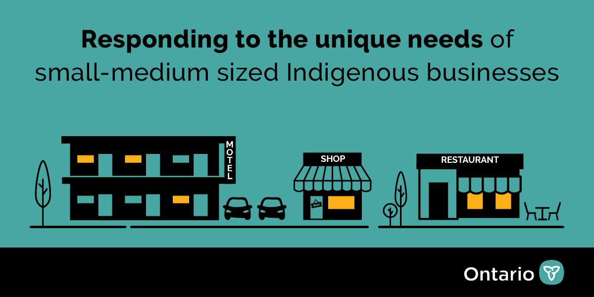 Ontario Supporting Indigenous-Owned Businesses During COVID-19