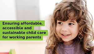 Governments Extend Child Care Funding to Support Working Parents