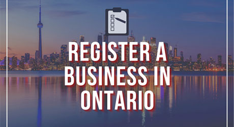 Register a Business in Ontario