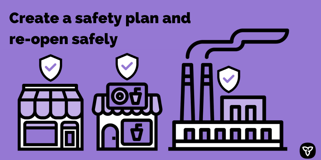 Ontario Releases Guide on How to Develop a Workplace Safety Plan