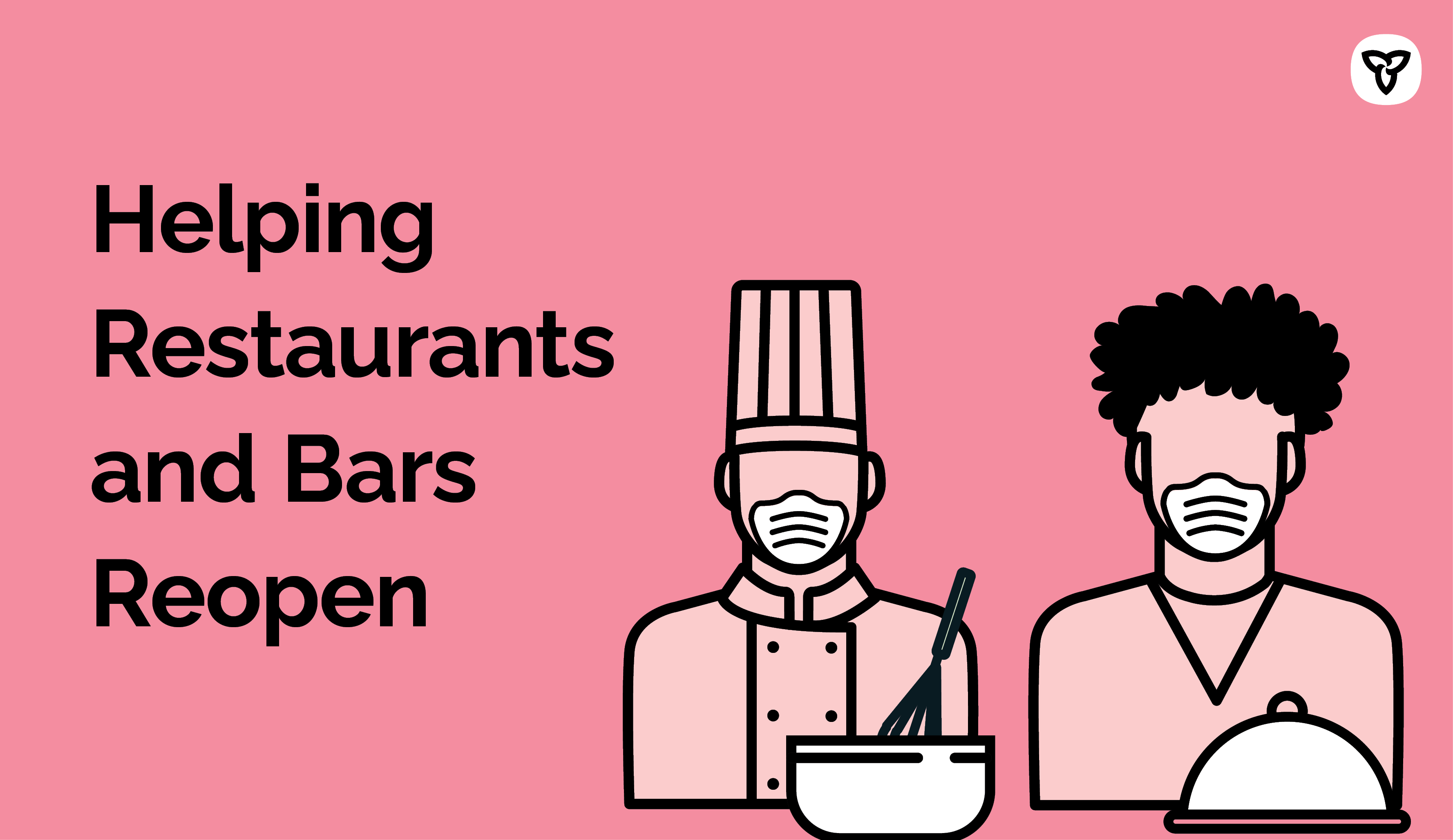 Ontario Supporting Restaurants as Province Safely Reopens